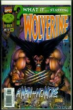 Marvel Comics WHAT IF? #93 WOLVERINE NM 9.4