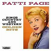 Patti Page - Sings Country and Western Golden Hits (2012)