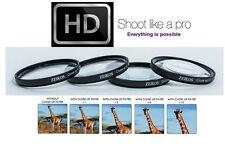 4-Pcs Hi Def Close Up Macro Lens Set (+1+2+4+10) For Pentax K-S2
