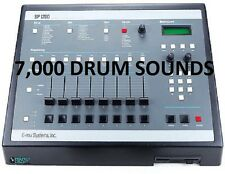 Vintage Drum Machine SOUND SAMPLES KIT MPC 1000 2000 2500 Fruity Logic Reason