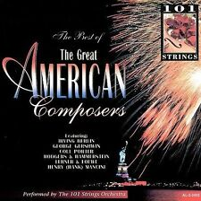 The Best of the Great American Composers, Vol. 1 [Ex...