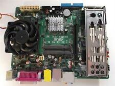 Asus IMISR-VM Socket M Motherboard With Intel Dual Core T2390 1.86 GHz Cpu