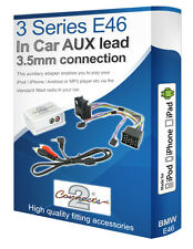 Bmw Serie 3 E46 Aux Ipod Iphone Mp3 Reproductor Bmw Ipod Aux In adaptador de interfaz
