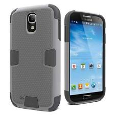 Cygnett Workmate Evolution Case  for Samsung Galaxy S4 - Shock Absorbent - Grey