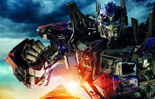 Movie Poster The Transformers Optimus prime 36X24 Poster