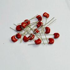 15pcs Silver film MICA Capacitor 150pF 500V for hifi audio amps guitar amp tone