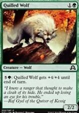 Quilled Wolf NM X4 Shadows Over Innistrad MTG Green Common
