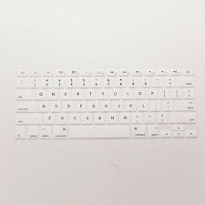 """Silicone Keyboard Skin Cover Case for Macbook Air Pro 13"""" 15"""" 17"""" Inch FO"""