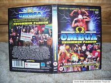 Wrestling DVD Omega Uncommon Passion Hardy Boys WWE WWF WCW ECW TNA ROH JCW USWA