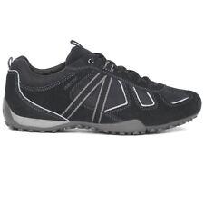Geox U SNAKE Y Herren Sneaker 42,43,44,44,45,46,47 grau-schwarz, braun Schuhe