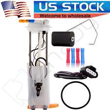 Fuel Pump&Assembly W/Fuel Level Sensor for 97-02 CHEVROLET BLAZER V6 4.3L E3954M