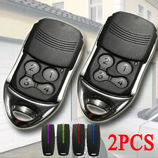 2pc 433MHz Gate Garage Door Remote Control For Avanti Centurion Superlift TX4