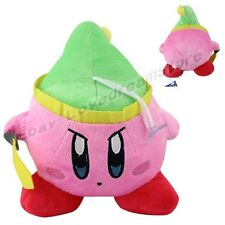 BANPRESTO KIRBY 20cm Link Zelda Soft Plush Toy Pink #02