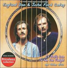 I'd Really Love to See You Tonight and Other Hits by England Dan & John Ford...