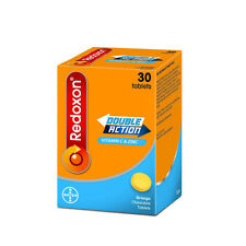 MW# Bayer Redoxon Double Action Vitamin C 500mg 30s tablets