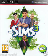 PS3 The Sims 3 Playstation 3 Brand New Factory Sealed