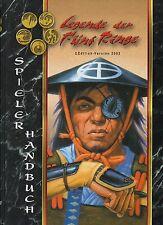 Legende der Fünf Ringe-SPIELERHANDBUCH-2.Edition 2002-Rollenspiel-(HC)-neu