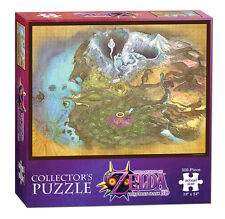 The Legend of Zelda™ Majora's Mask Termina Map Collector's Puzzle