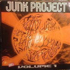JUNK PROJECT • Volume 1 • Vinile 12 Mix • UPB009 GERMANY