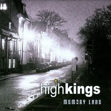 Memory Lane The High Kings Music-Good Condition