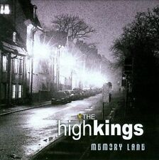 Memory Lane by The High Kings (CD, Mar-2011, Universal Music)