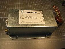 Netzfilter 3-Phasen 16Amp. EINGANGSFILTER für Frequenzwandler