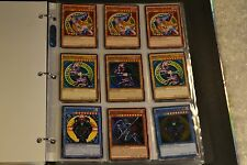 Yugioh Dark Magician Girl of Chaos Lot Binder Deck Collection 40 Cards 6 Rares