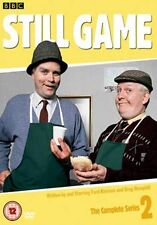 STILL GAME THE COMPLETE SERIES 2 - DVD - REGION 2 UK