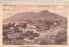 MIRABEL-AUX-BARONNIES le calvaire et les 3 museaux timbrée 1920 éd chapre