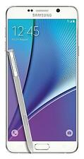 NEW- Samsung Galaxy Note 5 (N920P) White -32GB (Sprint) No Contract -NEW