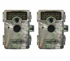 2 New Moultrie M-1100i M1100i Scouting Stealth Trail Cam Deer Security Camera