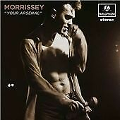 Morrissey - Your Arsenal (2014)  CD+DVD Definitive Master  NEW  SPEEDYPOST