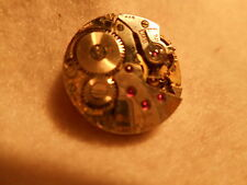 AS 1001 WATCH MOVEMENT SAME AS BULOVA 7AM PARTS AS IS