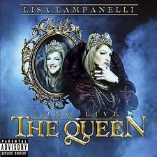 Long Live the Queen by Lisa Lampanelli (CD, Mar-2009, Jack) new sealed