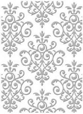 """COUTURE CREATIONS EMBOSSING FOLDER - LOVELY BAROQUE  7"""" x 5"""""""