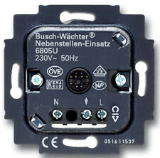 Busch-Jaeger 6805U Nebenstelle UP Geräteeinsätze  ( 112658 )