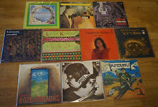 "Melodiya USSR Latvian Vinyl Record Collection Bulk 10 x 12"" LPs all NM Мелодия"