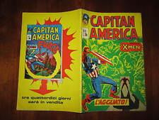 CAPITAN AMERICA NUMERO 8 EDITORIALE CORNO