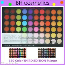 NEW BH Cosmetics 120 THIRD EDITION Eye Shadow Palette-FREE SHIPPING 3rd Three