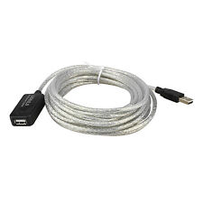 5m USB 2.0 Active Repeater Cable Extension Lead DT