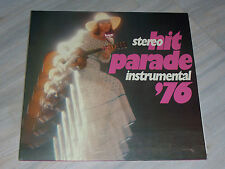 STEREO HIT PARADE INSTRUMENTAL '76, Cliff Carpenter, Jo Ment, Etzel / S*R DoLP
