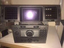 Vauxhall Cd70 navi mp3 vectra C / signum + screen + disc