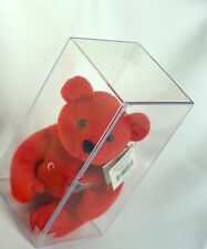 Salvino's Bammers WAYNE GRETZKY 99 Red American Bear Embroidered Display Box