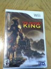 BRAND NEW FACTORY SEALED Nintendo Wii The Monkey King: The Legend Begins freeshp