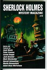 SHERLOCK HOLMES MYSTERY MAGAZINE #10, new US trade pb, fact and fiction