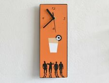 Clockwork Orange Milk Plus- Wall Clock