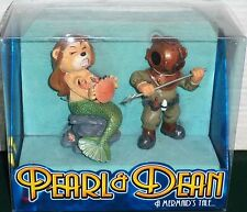 BAD TASTE BEAR LIMITED EDITION TWIN SET PEARL & DEAN 002/600 WITH COA BOXSET