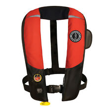 MUSTANG HIT INFLATABLE PFD AUTOMATIC RED/BLACK