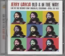 Jerry Garcia - Old & In The Way/Live At The Record Plant 1973, CD Neu
