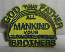 God Your Father Magnet